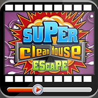 Super Clean House Escape …
